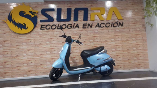 moto eléctrica sunra grace  - ecomove - cuota: $10.900