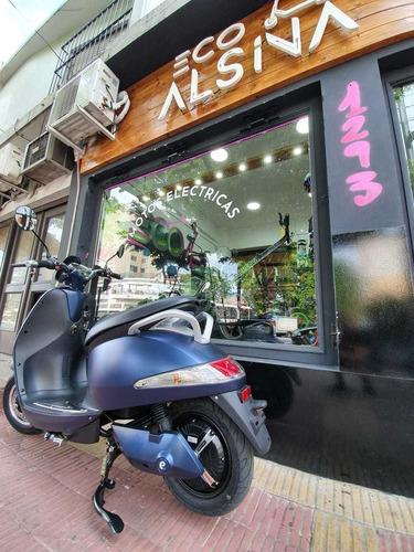 moto electrica sunra grace edicion limitada / envío gratis