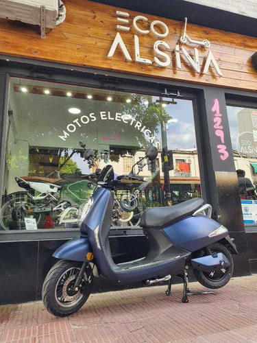 moto electrica sunra grace limited edition ahora 18