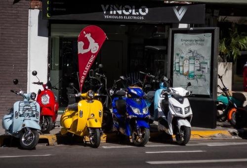 moto electrica sunra grace litio varios colores viñolo  /e