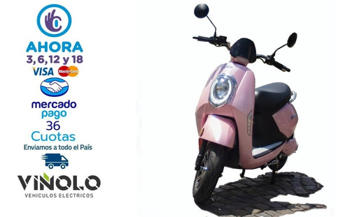 moto electrica sunra grace litio varios colores viñolo  /g