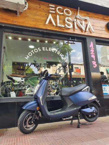 moto electrica sunra grace motor bosch 800w 45km eco alsina
