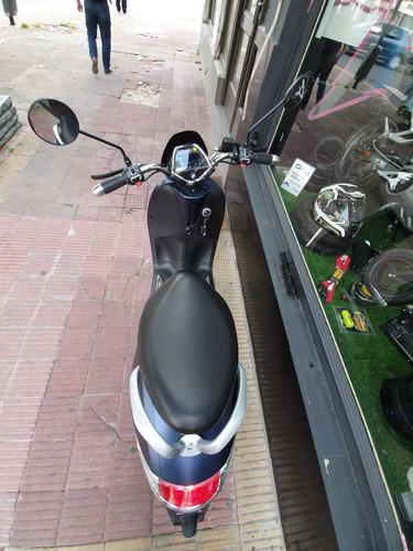 moto electrica sunra grace - no super soco lucky lion ciudad