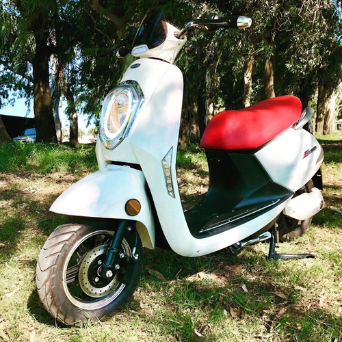 moto electrica sunra grace - vehiculos electricos