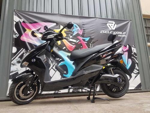 moto electrica sunra hawk 3000w litio viaja seguro al 19/7