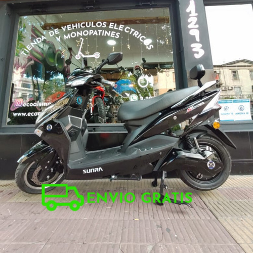 moto electrica sunra hawk ahora 18