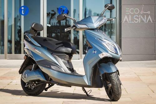 moto eléctrica sunra hawk bateria extraible litio