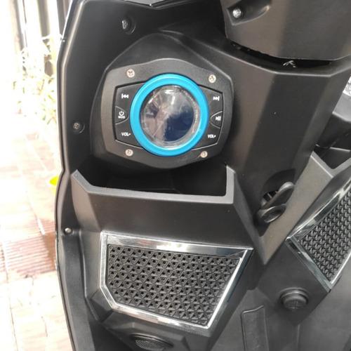 moto eléctrica sunra hawk batería litio - ecoalsina *2