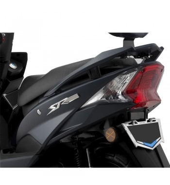 moto eléctrica sunra hawk de 1800 watt - viñolo /a