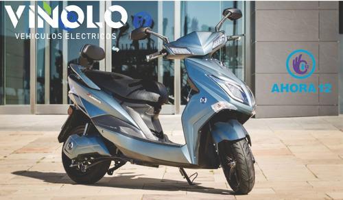 moto eléctrica sunra hawk litio - viñolo vehículos /g