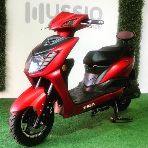moto electrica sunra leo - vehiculos electricos