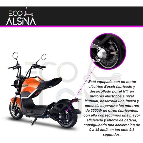 moto electrica sunra miku max / eco alsina