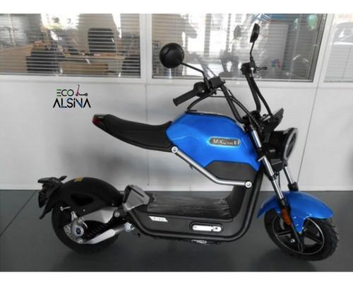 moto eléctrica sunra miku max - motor bosch 20ah
