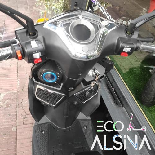 moto electrica sunra modelo hawk 3000 watts