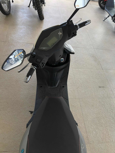 moto electrica sunra panther