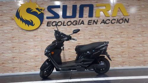 moto eléctrica sunra panther - ecomove