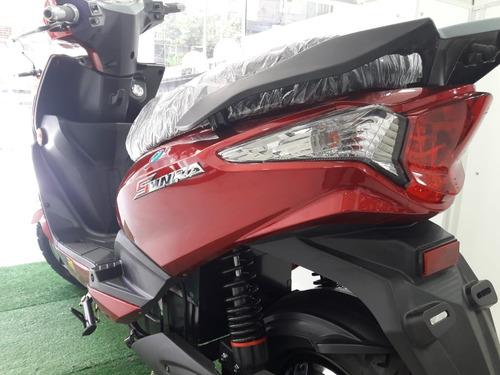 moto eléctrica sunra panther - viñolo vehículos eléctricos/g