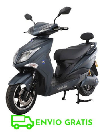 moto electrica sunra scooter eléctrico hawk litio
