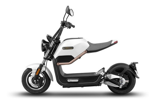 moto eléctrica sunra scooter mikumax litio 800w 0km cuotas i