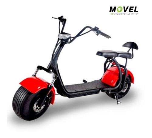 moto eléctrica sunra spy racing batería de litio 1000w