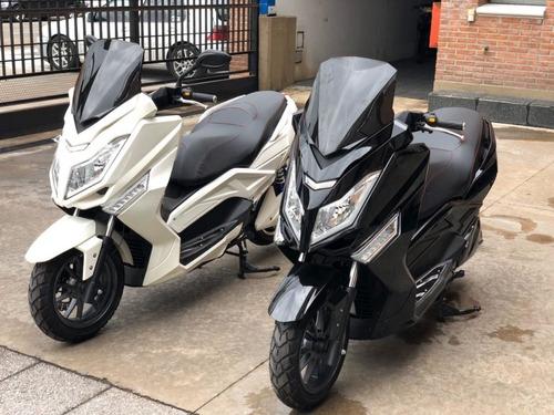 moto eléctrica sunra t9 5000w