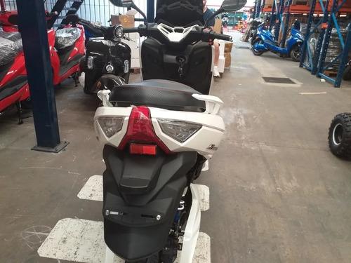moto eléctrica sunra t9