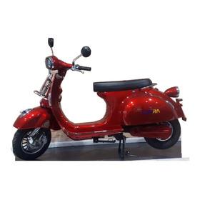 Moto Eléctrica Sunra Vespa - Ecomove