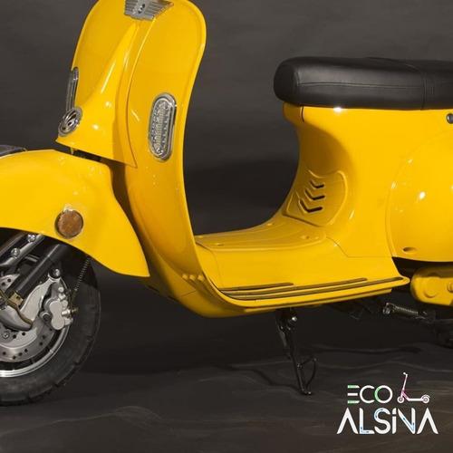 moto electrica sunra vintage vespa /400km usada