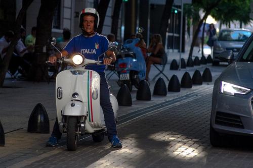 moto eléctrica sunra vintage -viñolo vehículos eléctricos /a