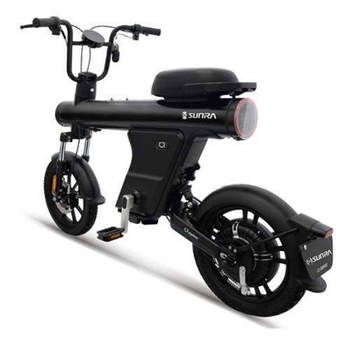 moto electrica sunra zbot / no elpra - eco alsina