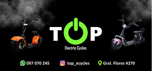 moto eléctrica super económica - top electric cycles