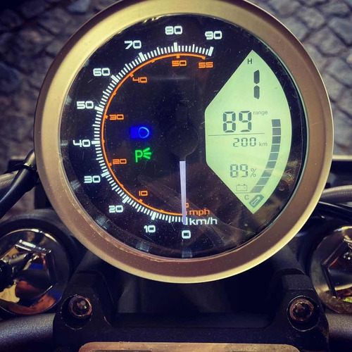 moto electrica super soco tc negra 2020 200km