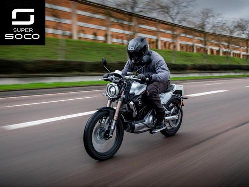 moto eléctrica super soco tc tienda oficial pilar