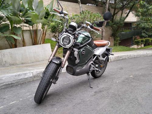 moto eléctrica - super soco tc1900
