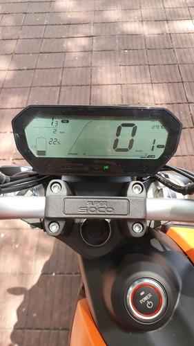moto electrica super soco ts 2400w uss cash descuentos eftvo