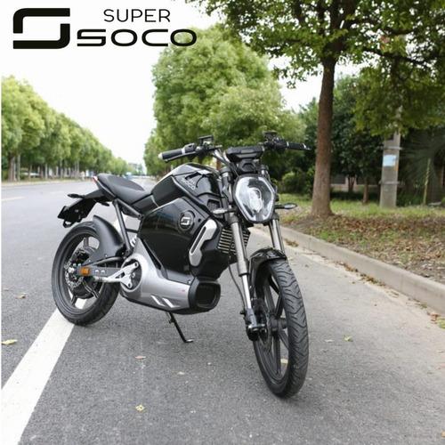 moto eléctrica super soco ts original pilar zona norte