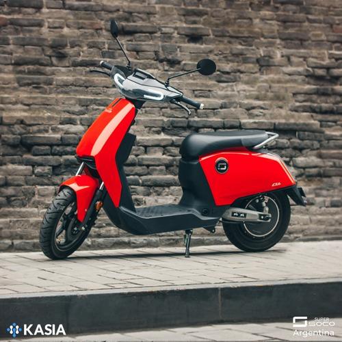 moto electrica supersoco cux original 2788w 30ah