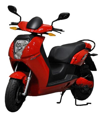 moto electrica supersoco e-max delivery version internaciona