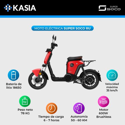 moto electrica supersoco ru kasia 3000w no sunra no nuuv