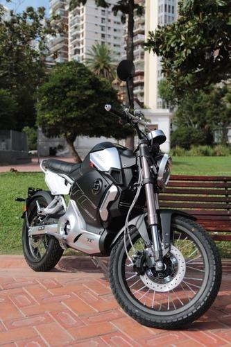 moto electrica supersoco tc max kasia 4500w usada 3000km