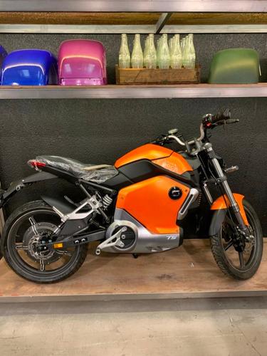 moto electrica supersoco ts kasia 2400w usada 3000km