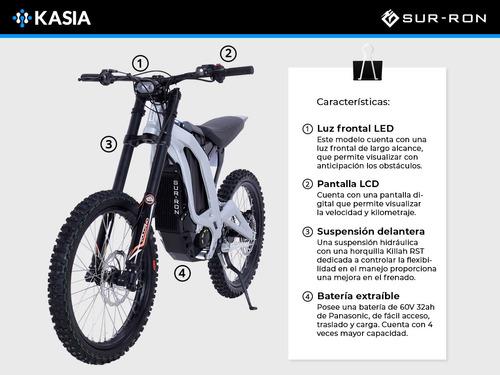 moto electrica sur ron bicicleta electrica light bee origin