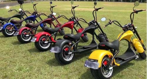 moto eléctrica tipo harley 3000w