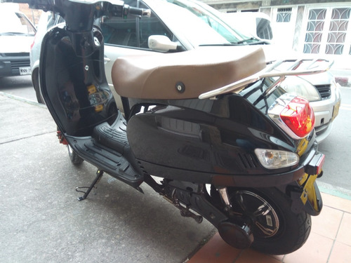 moto electrica tipo scooter