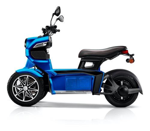 moto electrica todoterreno itank evi3  70   doohan (azul)
