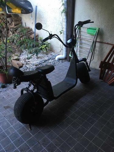 moto electrica usada gogreen deluxe