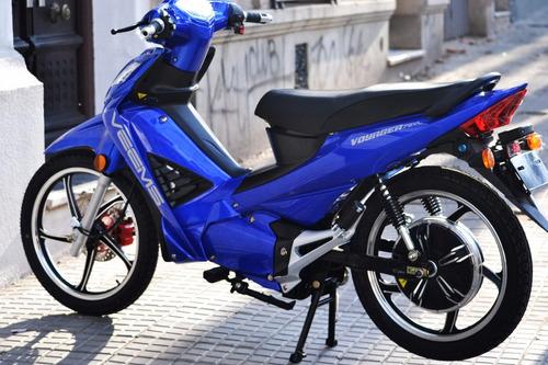 moto eléctrica veems 3000 watts autonomía 50km pollerita