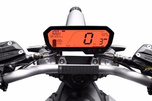 moto eléctrica veems 70 km autonomía batería desmontable