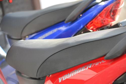 moto eléctrica veems autonomía 50km velocidad crucero