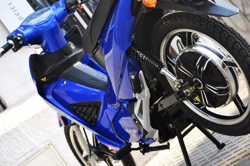 moto eléctrica veems go 3000 watts autonomía 50km pollerita